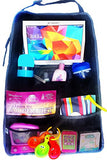 Organizer-Durable Backseat Organizer with iPad and Tablet Holder up to 10.1""