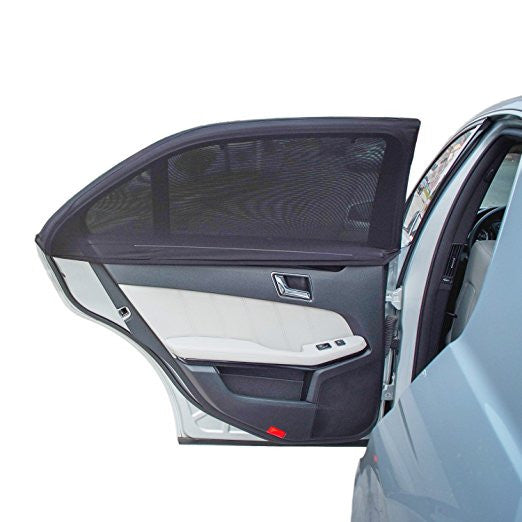 Universal Car Side Window Sun Shade for Regular Contoured Window