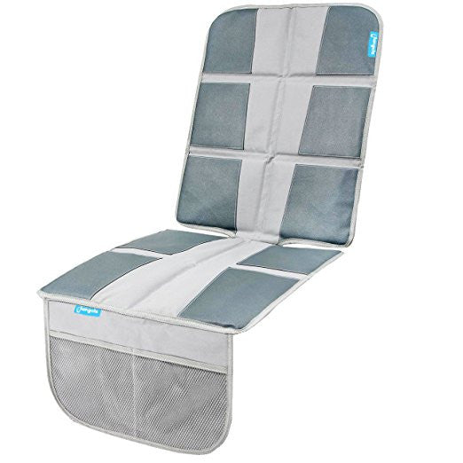 Child Baby Car Seat Protector in Gray