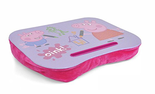Peppa Pig Lap Desk Tray for Kids Road Trips