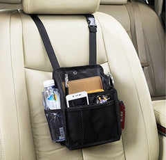 Organizer-7-Pocket Organizer for Back Seat Headrest