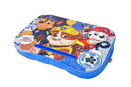 Paw Patrol Lap Desk Tray With Rocky, Chase, and Marshall