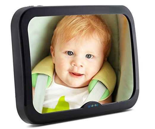 Baby Mirror For Car to Keep an Eye on your Rear Facing Infant