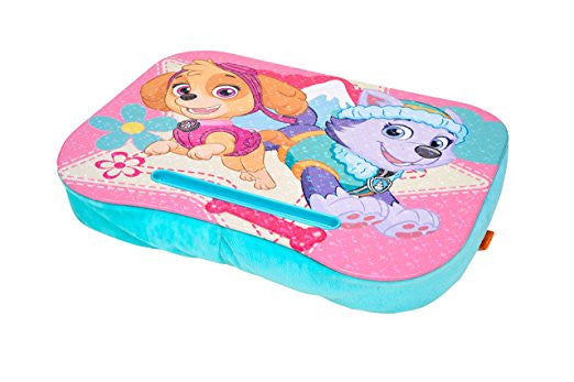 Play Tray-Paw Patrol Skye & Everest Lap Desk Tray for Kids Road Trips