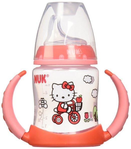 NUK Hello Kitty Learner Cup with Silicone Spout 5oz