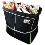 Organizer-Car Trash Can Organizer with Leakproof Litter Bag for Garbage - Heavy Duty