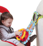 Baby Toy-Musical Baby Toys for the Car - Owl, Mini Driver Wheel, Or Play Center