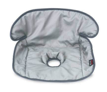 Car Seat Saver Waterproof Liner and Piddle Pad (Gray)
