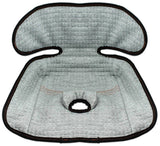 Seat Protector-Piddle Pad for Car Seats, Strollers and Boosters