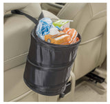 Trash Bin-Pop-Up Leakproof Car Trash Bin