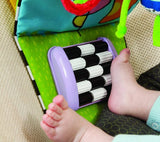 Baby Toy-Infant Feet Fun Car Toy Activity Center for Rear-facing Baby