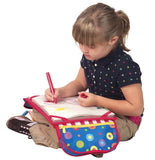 Play Tray-Travel Artist Studio Desk with Pencil Case