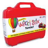 Travel Craft-Wikki Stix - Rainbow Pak or Traveler Playset
