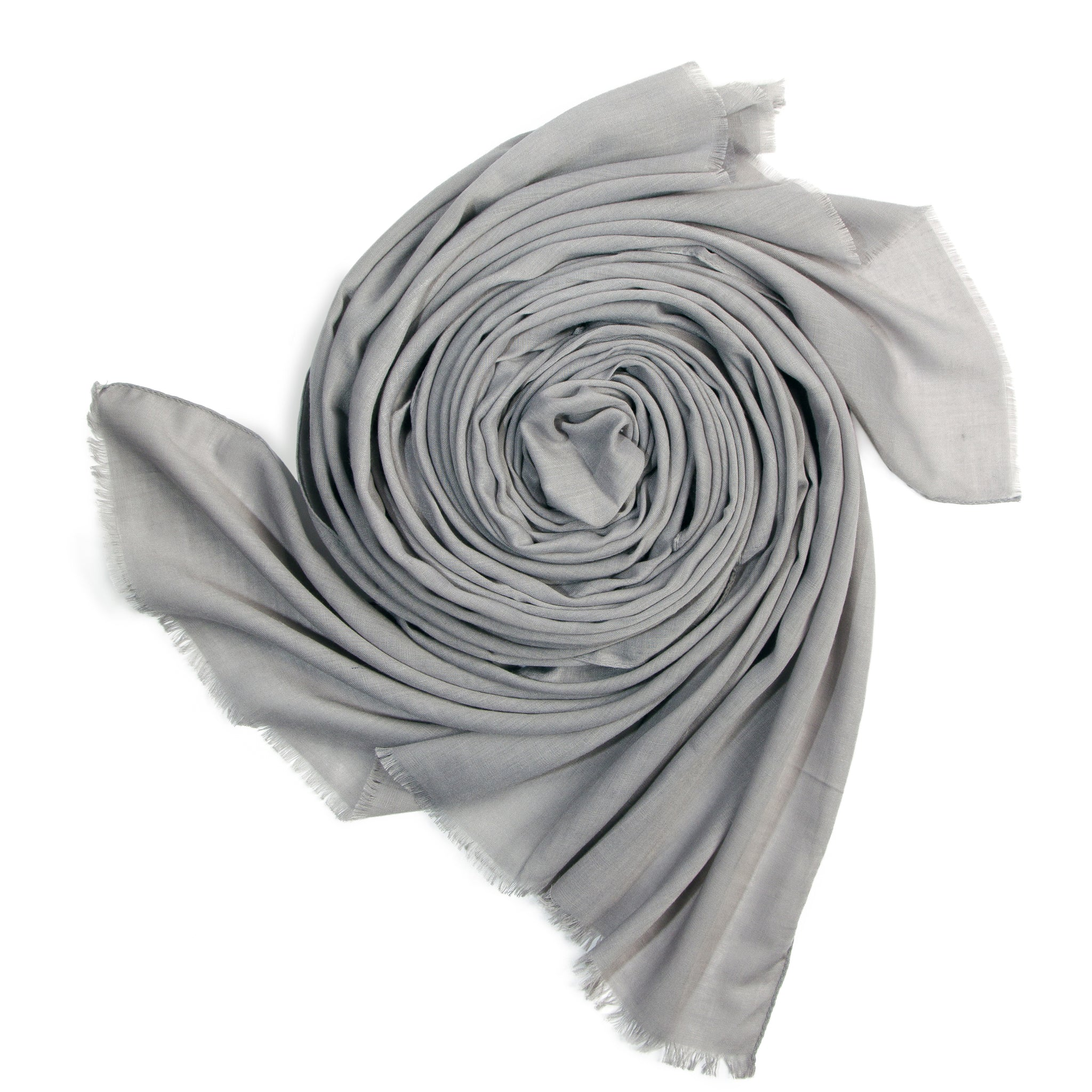 Plain Indian Scarf