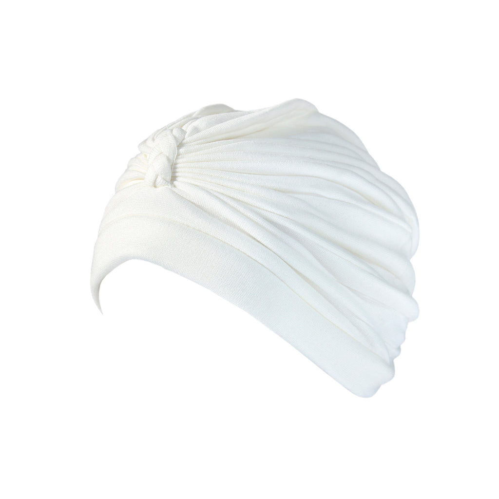 Front Braided Turban