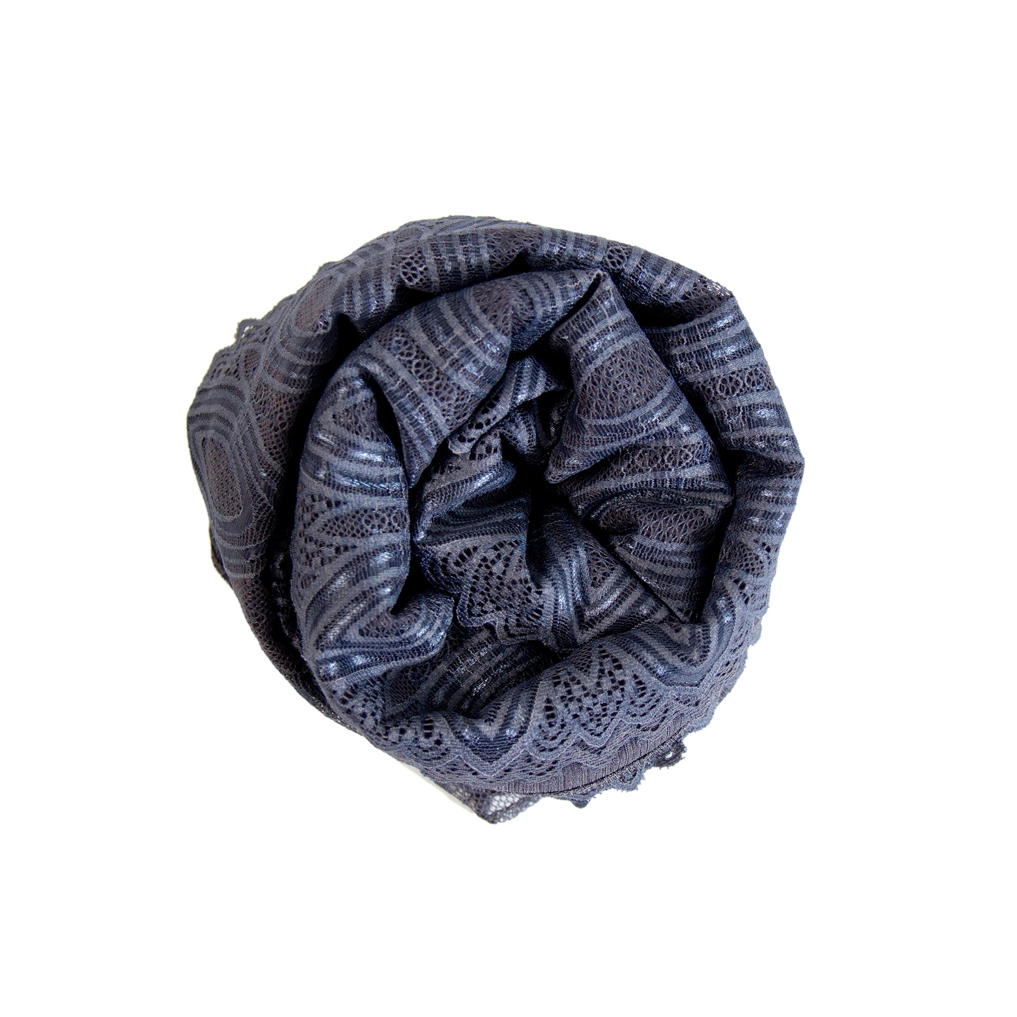 Oval Lace Scarf