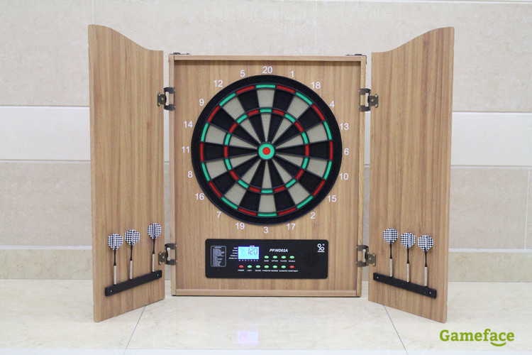 Electronic dart boards with cabinet - Cabinet de radiologie tourcoing ...