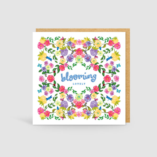 Blooming Lovely Card