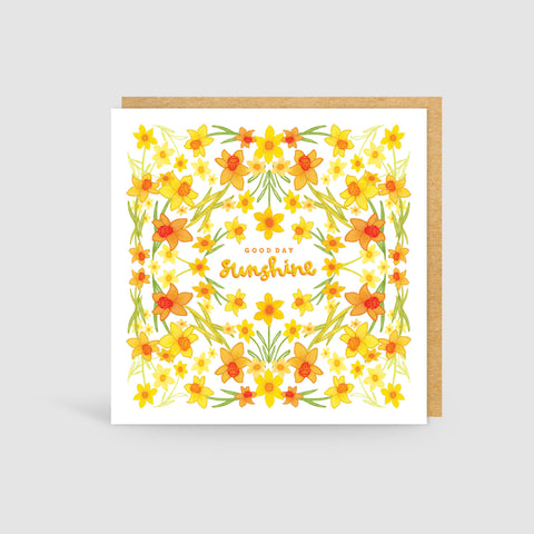 Good Day Sunshine! Card