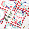 Set of Festive Cheer Christmas Cards
