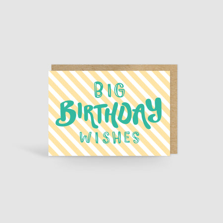 30th Birthday Yorkshire Card