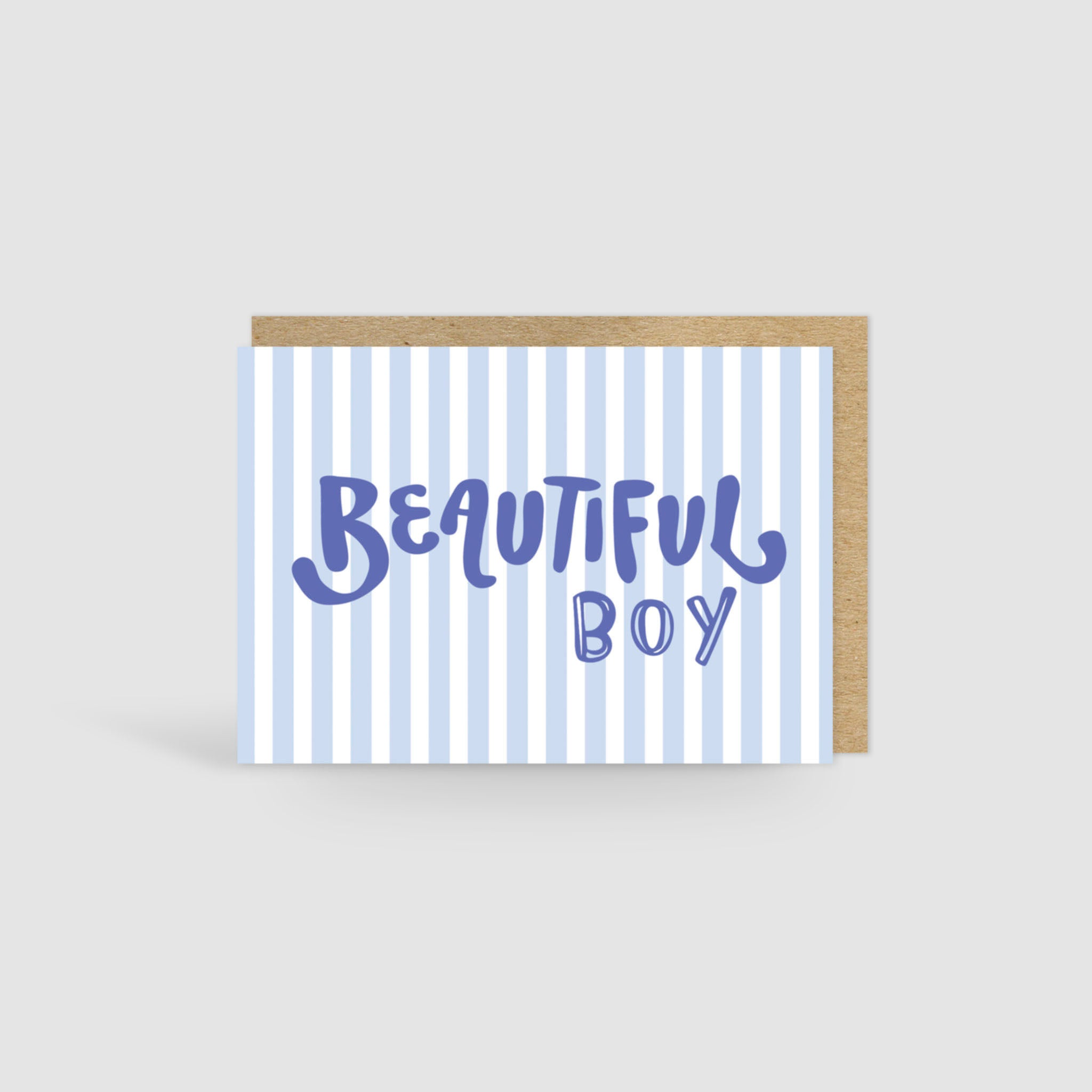 Beautiful Boy Card