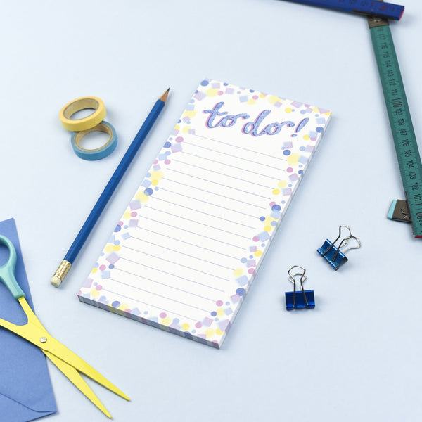 To Do! Magnetic List Note Pad