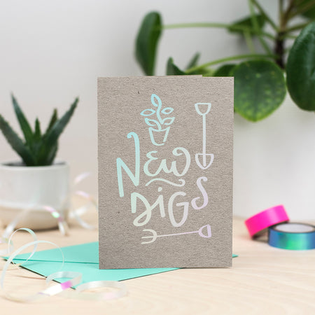 Beautiful New Baby Card