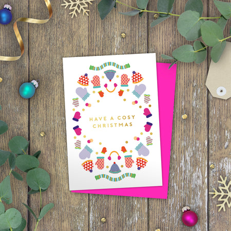 Merry Christmas! Festive Cheer Card
