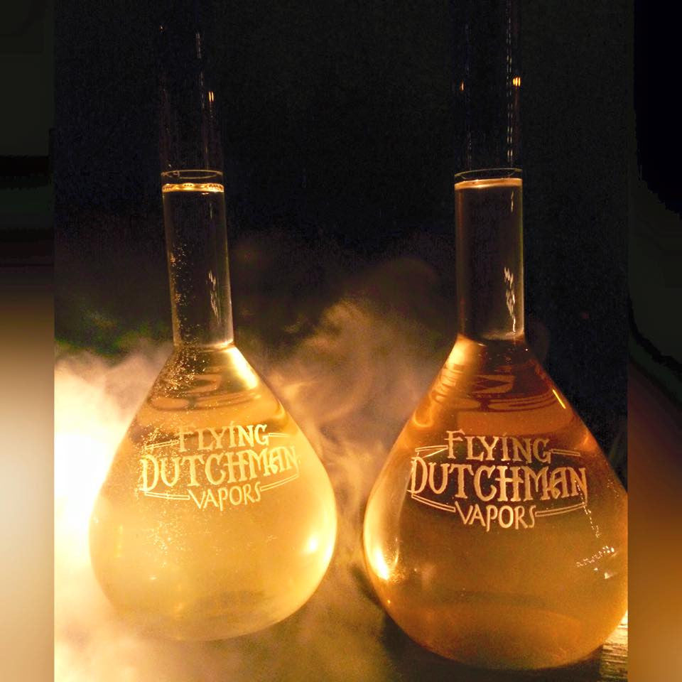 Flying Dutchman Vapors E-Juice History