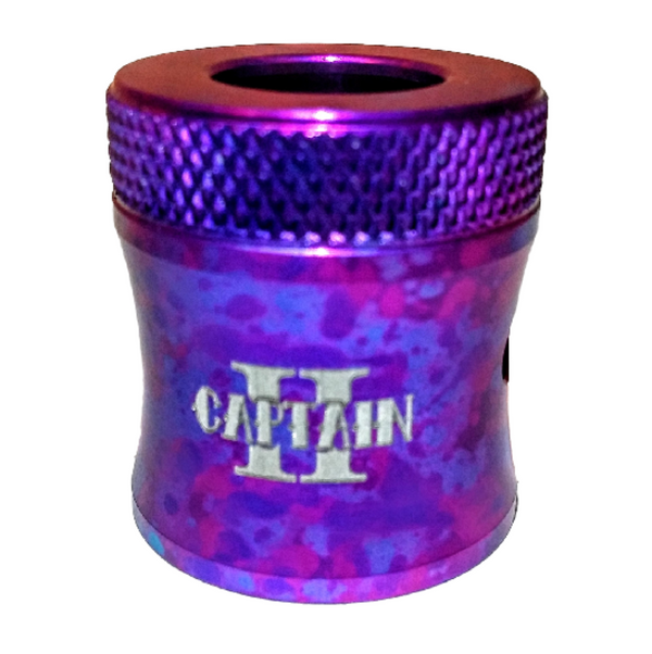 Avid Lyfe Captain II Cap Aluminum Camo Cotton Candy