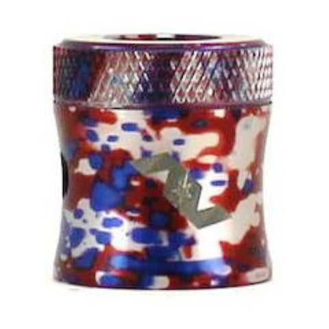 Avid Lyfe Captain II Cap Camo Red Silver Blue Patriotic