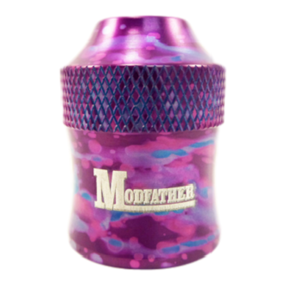 Avid Lyfe Modfather Cap Camo Cotton Candy Aluminum