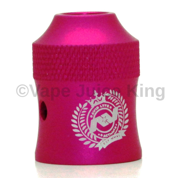 Avid Lyfe Modfather Cap Aluminum Anodized Pink