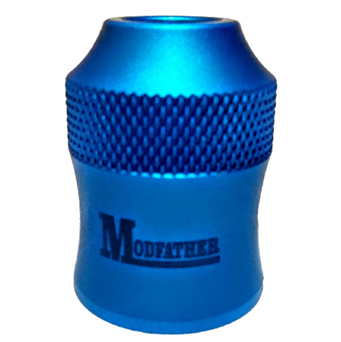 Avid Lyfe Modfather Cap Aluminum Anodized Blue