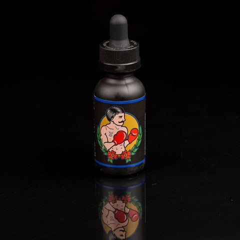 Traditional Juice Co Black and Blue 30ml bottle