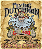 Flying Dutchman Vapors Good Omen card