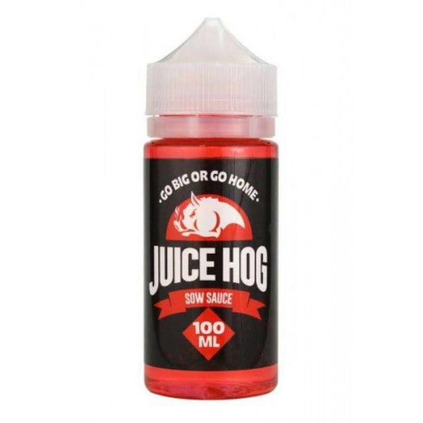 Juice Hog Sow Sauce 100ml Gorilla Bottle