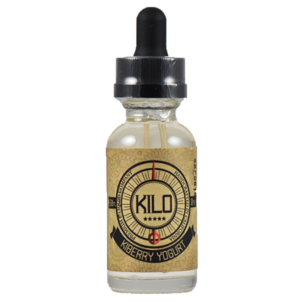 Kilo E-Liquids Kiberry Yogurt 30ml bottle