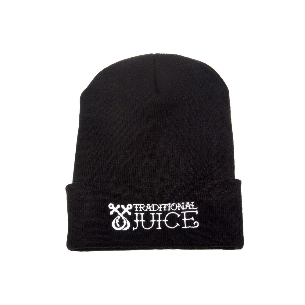 Traditional Juice Co Beanie Black