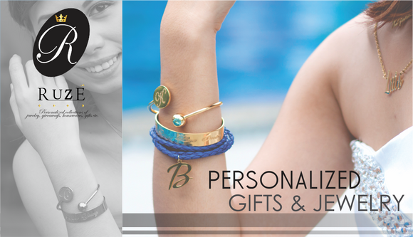Personalized Gifts & Jewelry