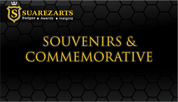 Souvenirs & Commemoratives