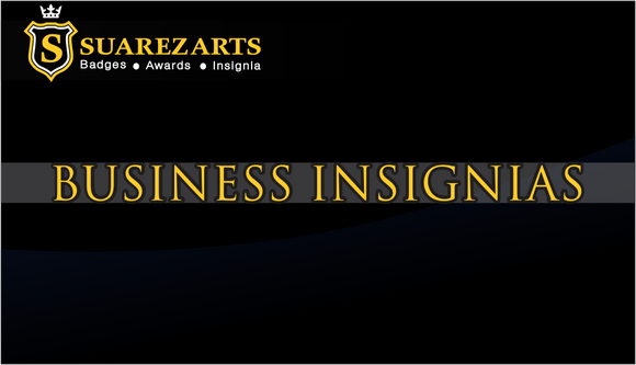 Business Insignias
