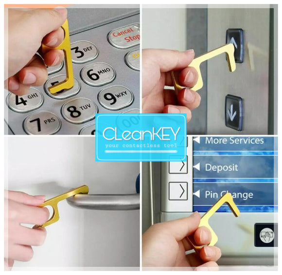 Clean Key Contact-less Tool