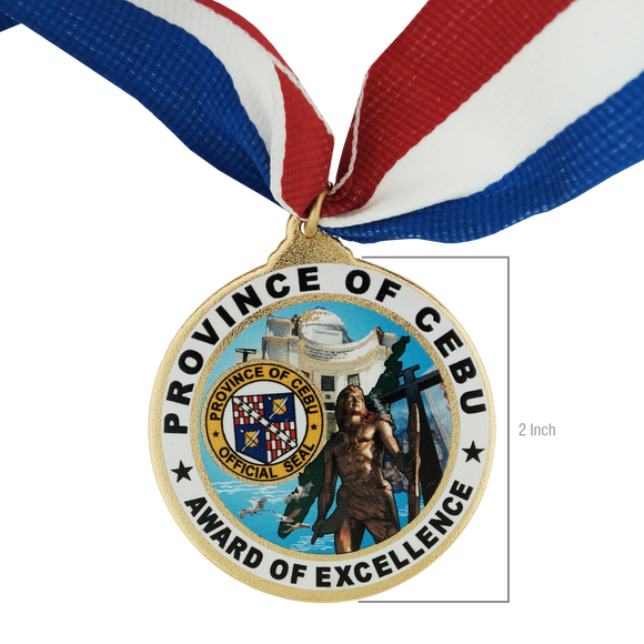Province of Cebu Medal