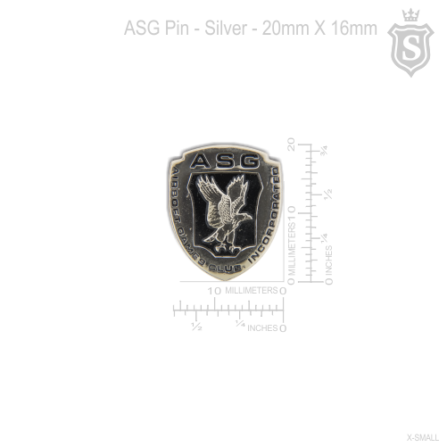 Air Soft Group (ASG) Pin