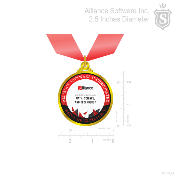 ALLIANCE SOFTWARE MEDAL 2020