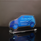 Auto Central INC. Special Sales Award  Medium 9.25 inch