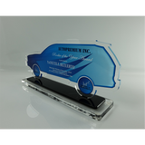 Auto Premium Inc. Plaque 2016 Rookie of the Year Award 13.53 inch