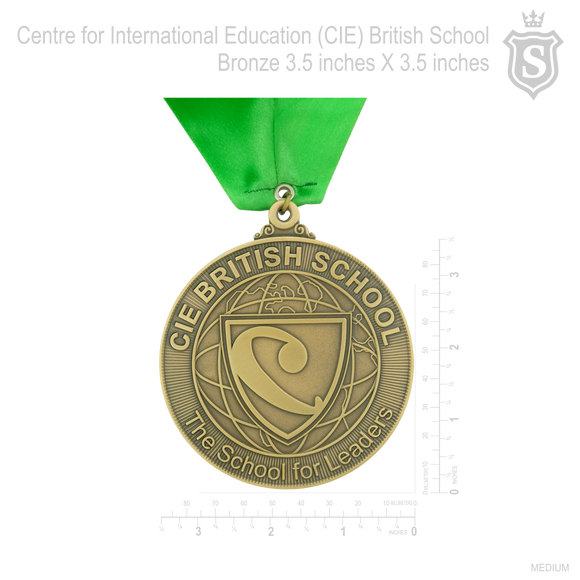 Centre for International Education (CIE) Medal 2020 1.5